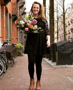 Anne Zwartbol van Bloemen Voor