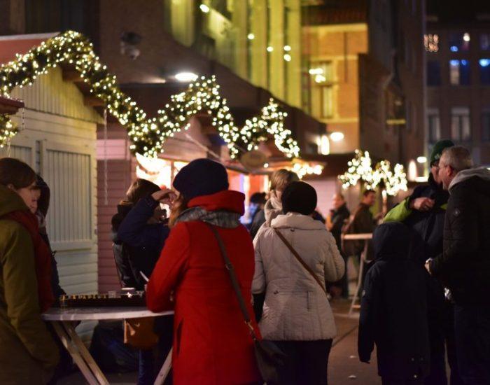 Kerstmarkt 2016 in Mechelen op de Haverwerf