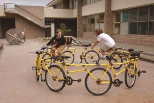 Rare fietsen