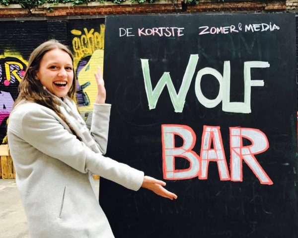 Wolfbar en Mediacafé van Project Wolf