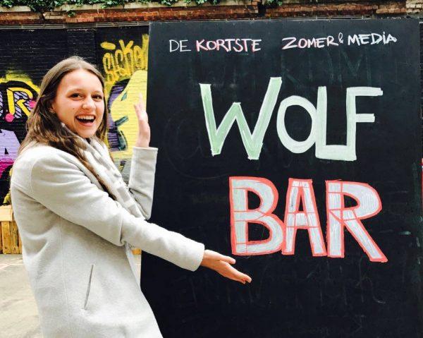 12 redenen om naar de Wolfbar en het Mediacafé te komen