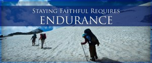 Endurance:  The power to withstand pain or hardship; the ability of strength to continue despite fatigue, stress, or other adverse conditions.