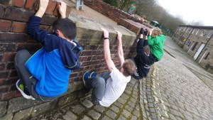 Bury parkour sessions