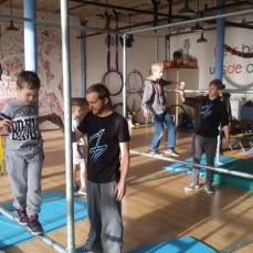 Stockport parkour classes