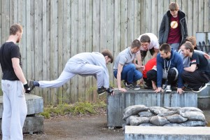 Parkour Holiday Camps