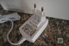 Der Strom Adapter