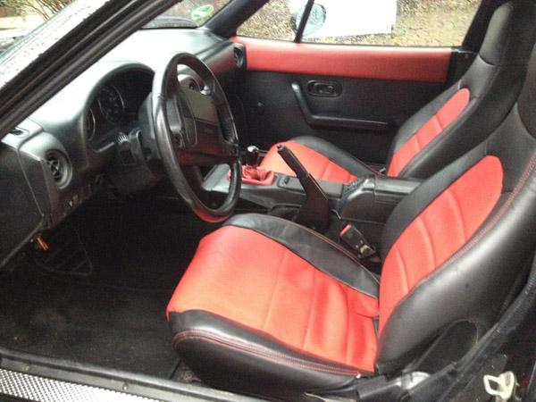 Mazda Miata Bj. 1990