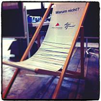 Was ist 'Arbeit'? Der Liegestuhl und die Hängematte werden üblicherweise nicht damit in Verbindung gebracht.