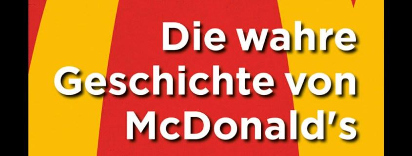Buchtipp: Die wahre Geschichte von McDonald's von Ray Kroc