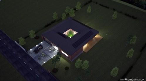 dom z atrium