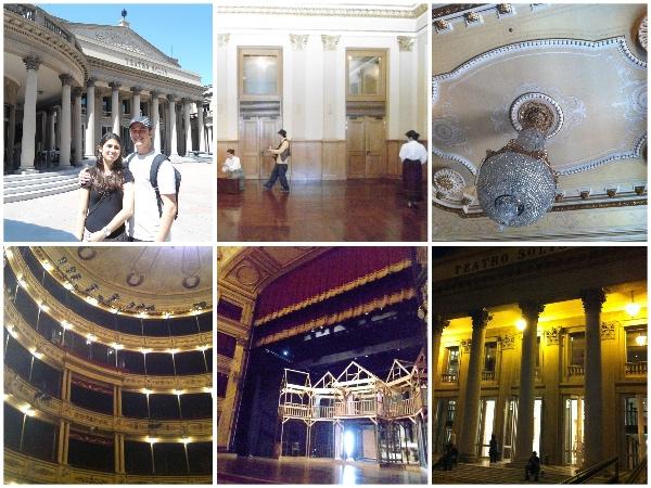 Teatro Solis Montevideu