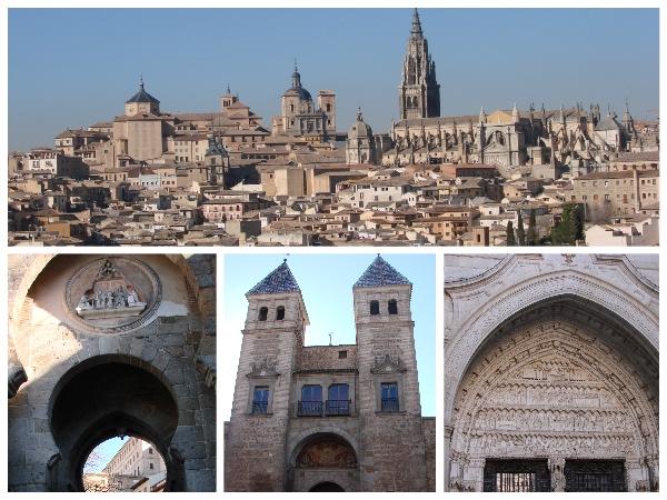 Arquitetura Toledo Espanha
