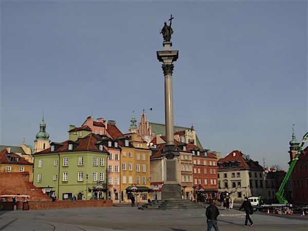 Coluna de Sigismundo