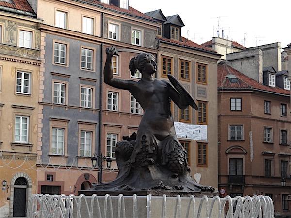 Sereia de Varsóvia