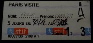 paris visite ticket