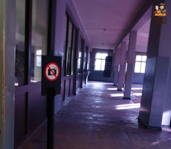 Sala de Cabelos Auschwitz