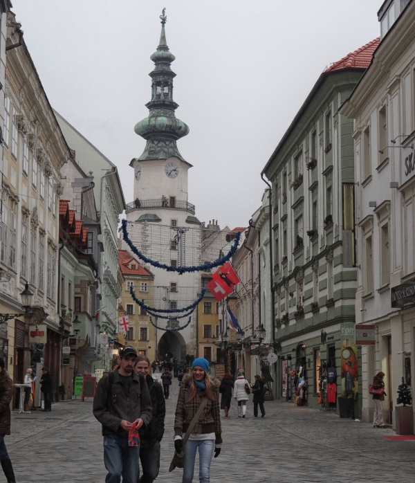 Bratislava Porta de Miguel