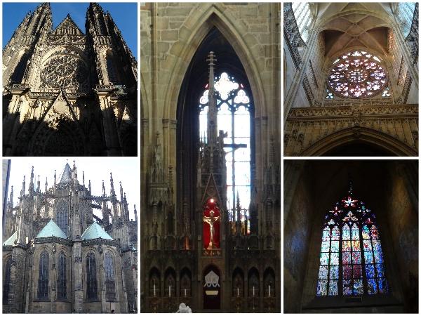 Catedral Sao Vito Praga