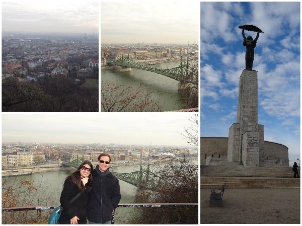 Estatua da Liberdade Hungara