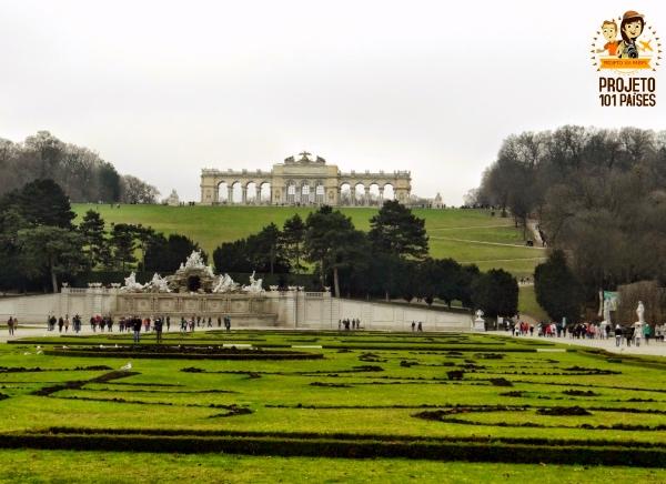 Jardins de Schönbrunn