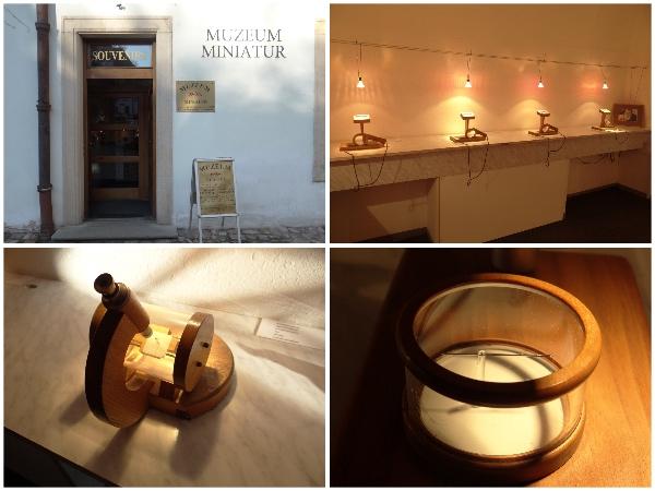 Museu de miniatura Praga