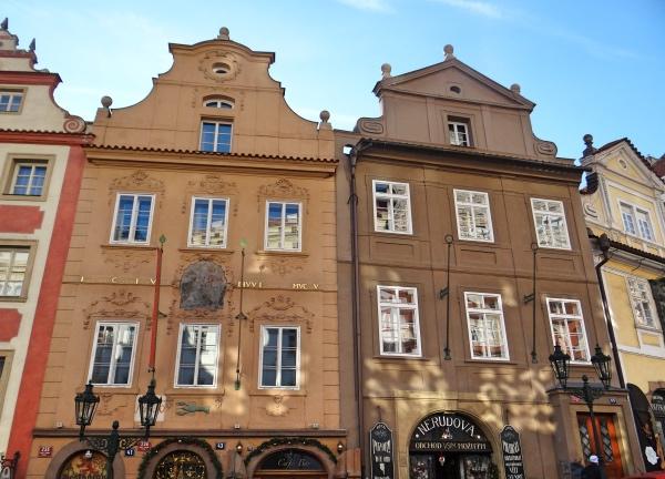 Rua em Praga
