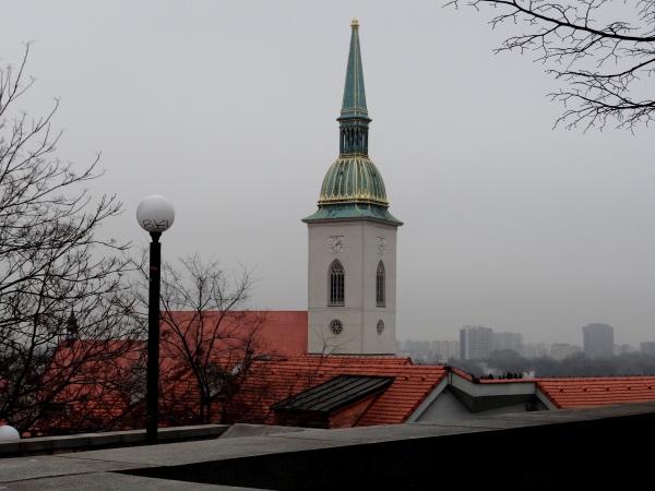 Torre Catedral Bratislava