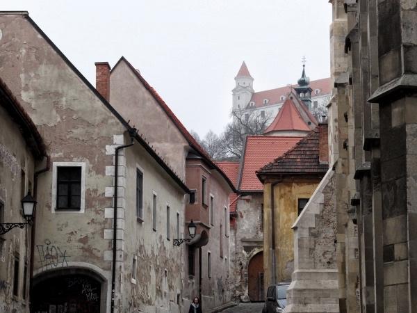 Torre do Castelo de Bratislava