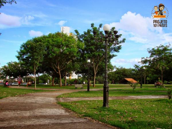 Parque em Cuiaba