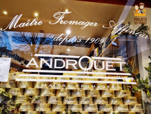 Androuet Paris