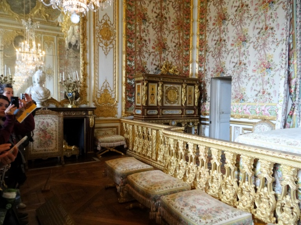 O quarto da rainha