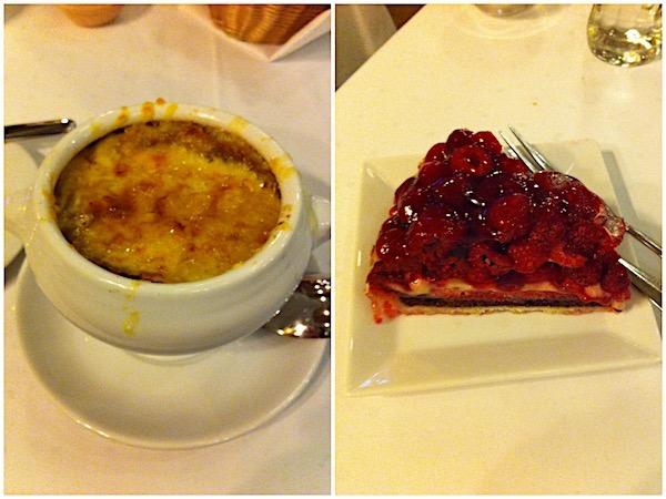 Comida Cafe Imperial Praga