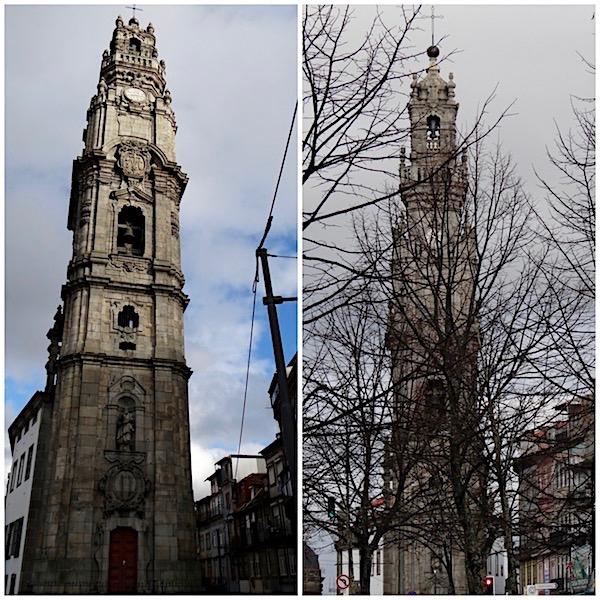 A Torre dos Clérigos é a cara do Porto!
