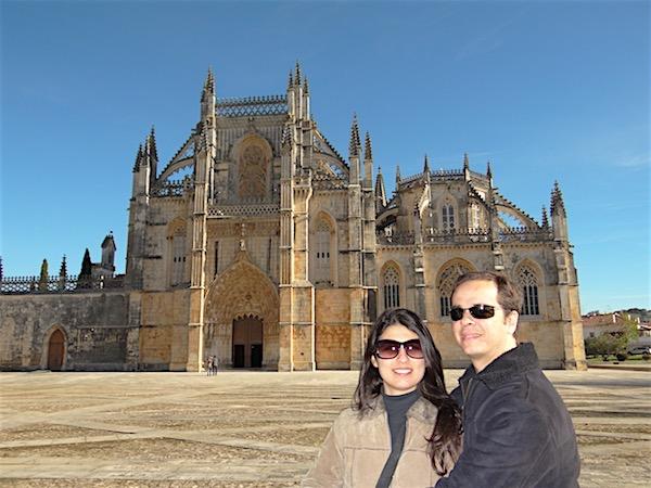 Fachada do Mosteiro de Batalha