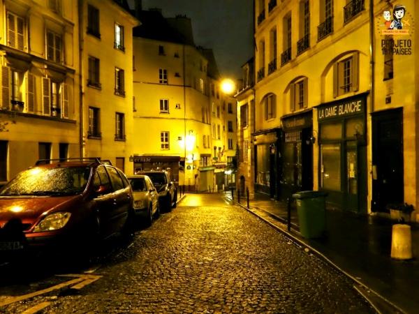 Rue de Montagne Paris