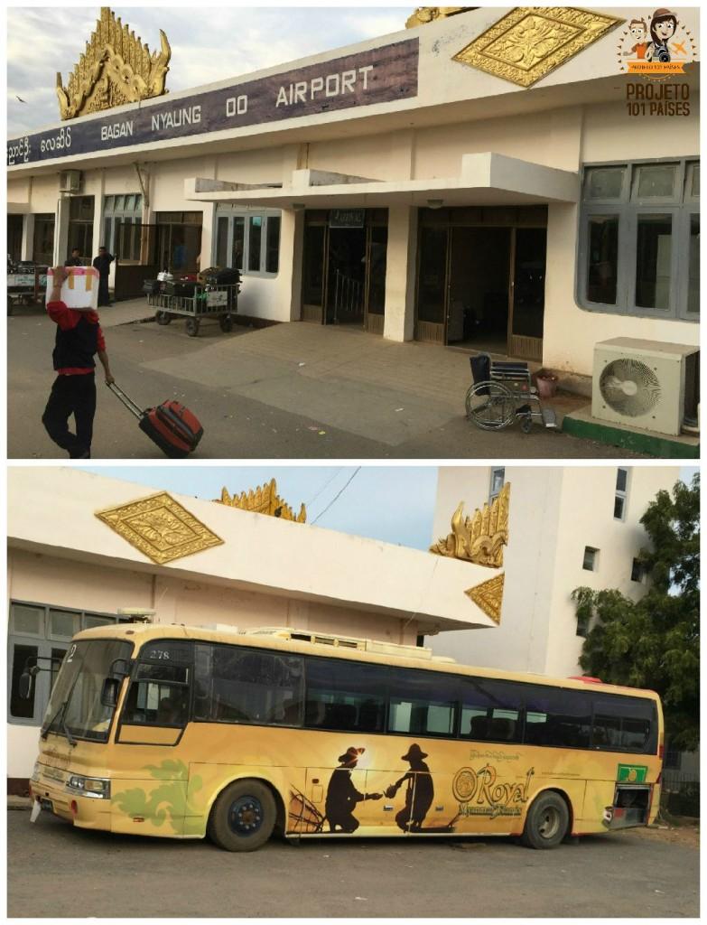 Aeroporto de Bagan
