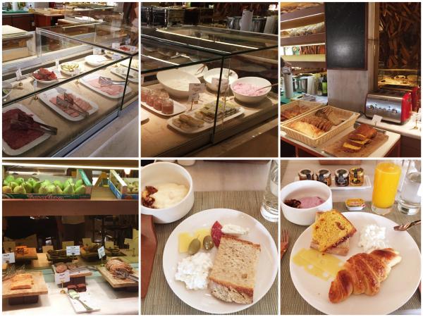 New Hotel Atenas - Café da Manhã