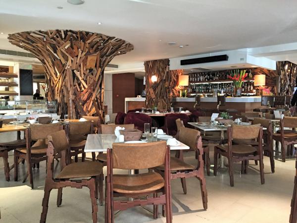 Restaurante New Hotel