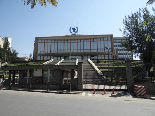 Sede da União Africana