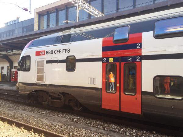 Trem SBB CFF FFS