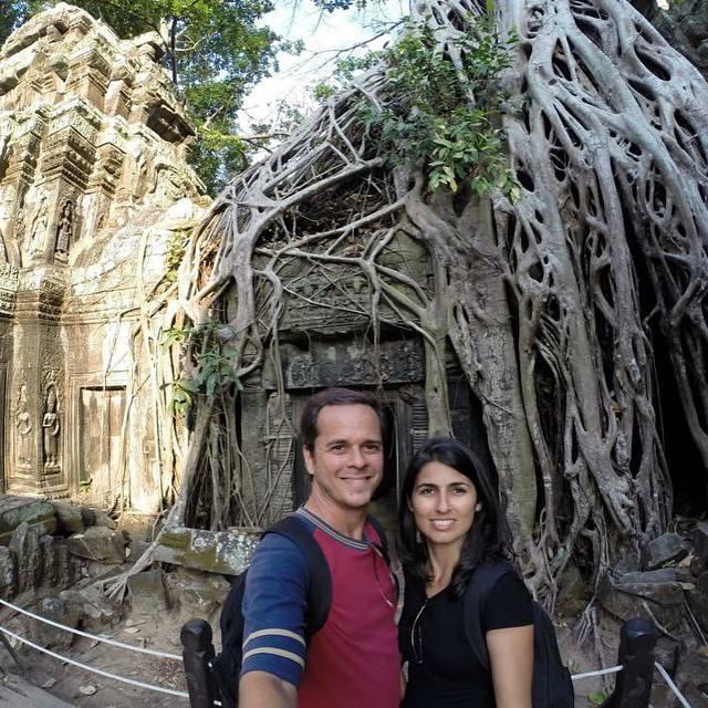 Angkor Wat é um sonho!