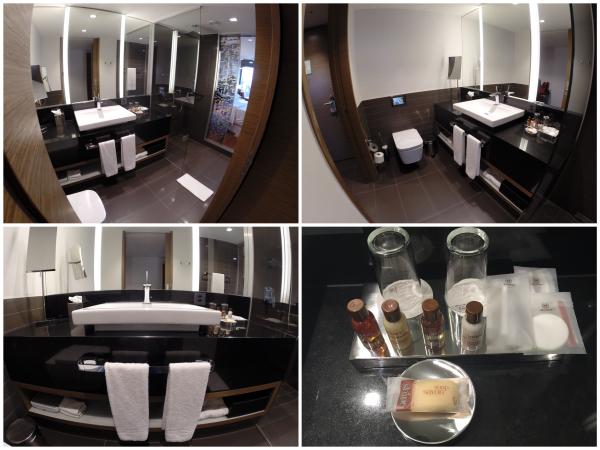 Banheiro Sheraton Zurich