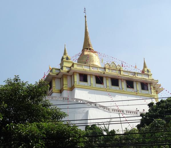 Golden Mount & Wat Saket