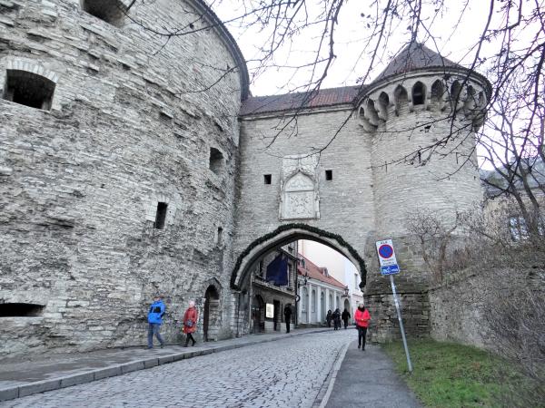 Old Gate Tallinn