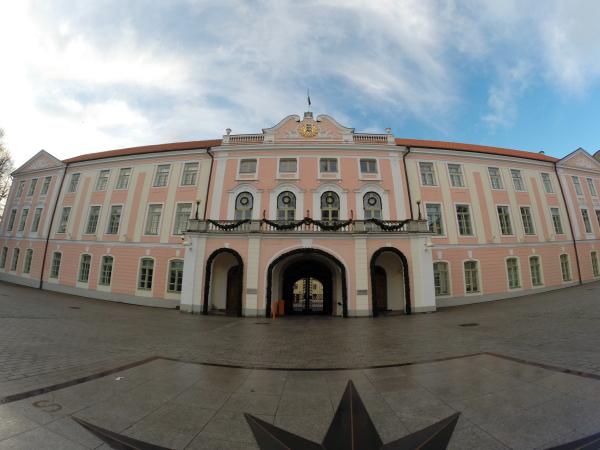 Parlamento da Estônia