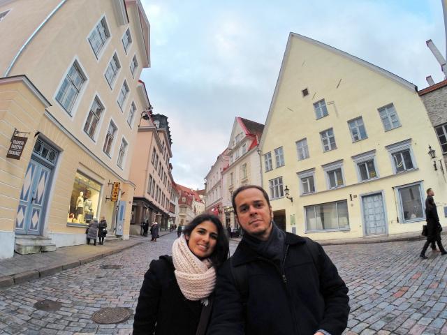 Tallinn, a cidade medieval mais bem preservada do mundo!