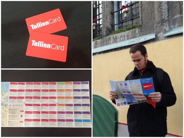 Estonia Tallinn Card