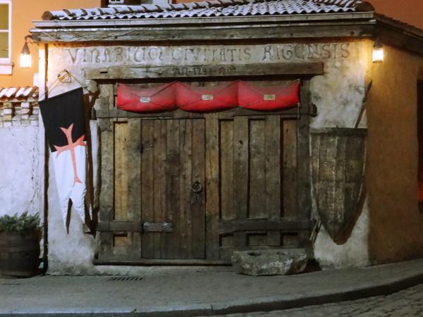 Medieval Restaurant Riga