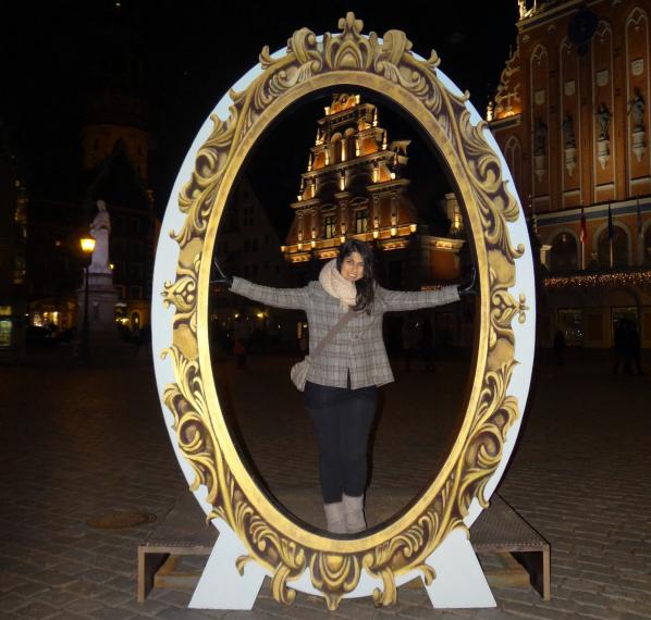 Picture Frame in Riga