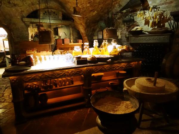 Ruzengrals Restaurante Medieval